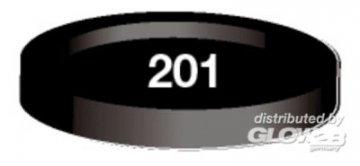 Humbrol Acryl-Spray  201 - Schwarz metallic, 150 ml · HR AD6201 ·  Humbrol