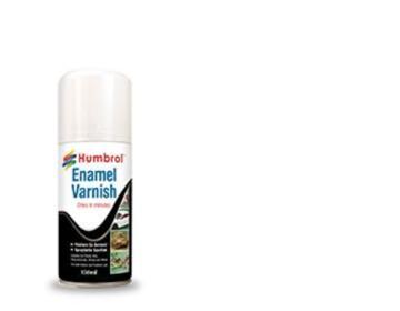 Humbrol Enamel-Spray Klarlack matt 150 ml · HR AD6998 ·  Humbrol