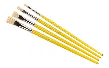 Pinsel Set - Punktpinsel - Größen 3,5,7,10 · HR AG4306 ·  Humbrol