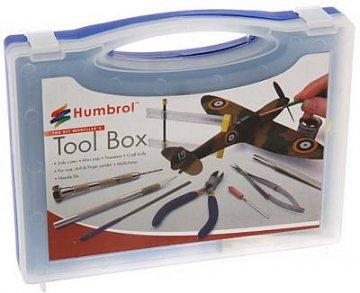 Großes Modellbau-Werkzeug-Set · HR AG9153 ·  Humbrol