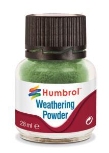 Humbrol Alterungspulver Chromoxydgrün - 28ml · HR AV0005 ·  Humbrol