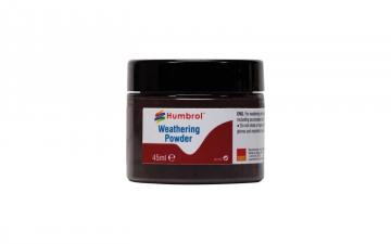 Weathering Powder Black - 45 ml · HR AV0011 ·  Humbrol