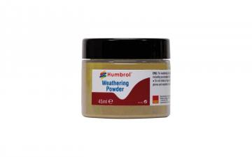 Weathering Powder Sand - 45 ml · HR AV0013 ·  Humbrol