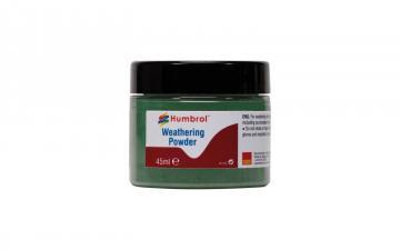 Weathering Powder Chrome Oxide Green - 45 ml · HR AV0015 ·  Humbrol