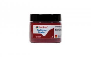 Weathering Powder Iron Oxide - 45 ml · HR AV0016 ·  Humbrol