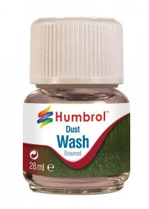 Humbrol Enamel Wash Dust 28 ml · HR AV0208 ·  Humbrol
