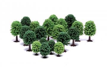 Skale Scenics Hobby´ Deciduous Trees · HR R7198 ·  Humbrol