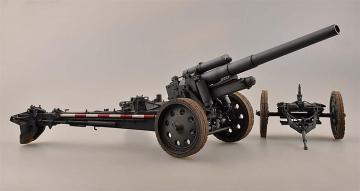 German 15cm sFH 18 Howitzer · ILK 61603 ·  I LOVE KIT · 1:16