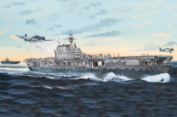 USS Hornet CV-8 · ILK 62001 ·  I LOVE KIT · 1:200