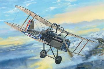RAF S.E.5a · ILK 62402 ·  I LOVE KIT · 1:24