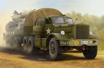 M19 Tank Transporter with Hard Top Cab · ILK 63501 ·  I LOVE KIT · 1:35