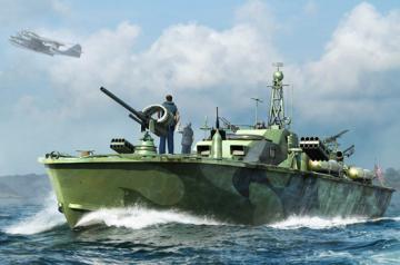 Elco 80 Motor Patrol Torpedo Boat Late Type · ILK 64801 ·  I LOVE KIT · 1:48