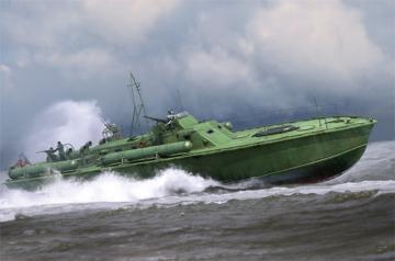 Elco 80 Motor Patrol Torpedo Boat, Early Type · ILK 64802 ·  I LOVE KIT · 1:48