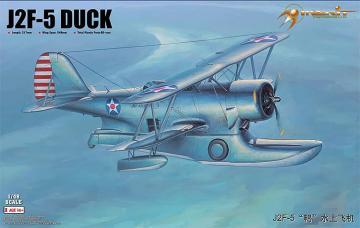 J2F-5 DUCK · ILK 64805 ·  I LOVE KIT · 1:48