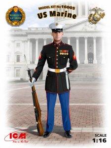 US Marines Sergeant · ICM 16005 ·  ICM · 1:16