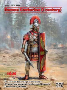 Roman Centurion (I century) · ICM 16302 ·  ICM · 1:16