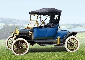 Ford T 1912 · ICM 24001 ·  ICM · 1:24