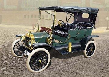 Ford T 1910 · ICM 24002 ·  ICM · 1:24