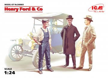 Henry Ford Co. · ICM 24003 ·  ICM · 1:24