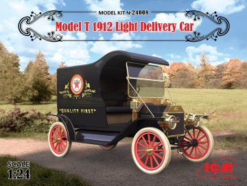 Model T 1912 Light Delivery Car · ICM 24008 ·  ICM · 1:24