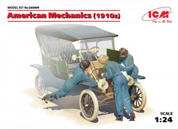 American mechanics 1910s · ICM 24009 ·  ICM · 1:24