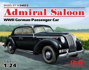 Opel Admiral Saloon · ICM 24023 ·  ICM · 1:24