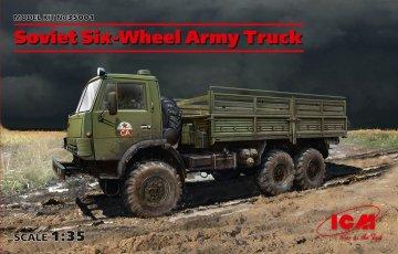Sowjetischer 6-Rad LKW · ICM 35001 ·  ICM · 1:35