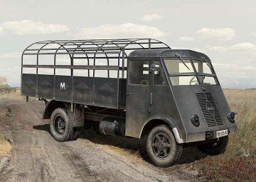 Renault 3,5t AHN · ICM 35416 ·  ICM · 1:35