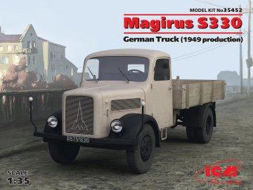 Magirus S330 · ICM 35452 ·  ICM · 1:35