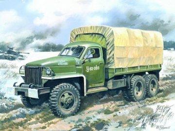 Studebaker US6 U4 · ICM 35514 ·  ICM · 1:35