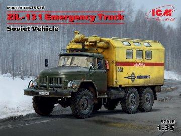 ZiL 131, technischer Dienst · ICM 35518 ·  ICM · 1:35