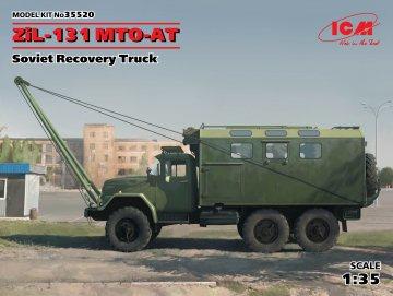 ZiL-131 MTO-AT · ICM 35520 ·  ICM · 1:35