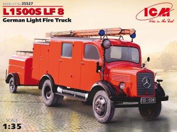 L1500S LF 8, German Ligh · ICM 35527 ·  ICM · 1:35