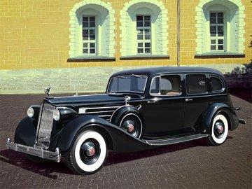 Packard Twelve (Ausführung 1936) WWII Sowjetisches KFZ · ICM 35535 ·  ICM · 1:35