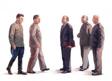 Stalin & Co · ICM 35613 ·  ICM · 1:35