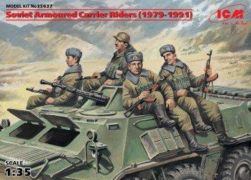 Sowjetische gepanzerte Crew · ICM 35637 ·  ICM · 1:35