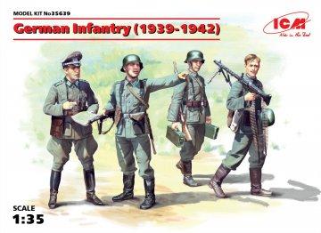 WWII Deutsche Infanterie · ICM 35639 ·  ICM · 1:35