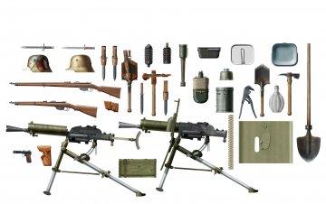 WWI Austro-Hungarian Infanterie · ICM 35671 ·  ICM · 1:35