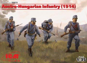 Austro-Hungarian Infanterie · ICM 35673 ·  ICM · 1:35