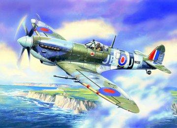Spitfire F IXC/LF IXE, WWII British Fighter · ICM 48061 ·  ICM · 1:48
