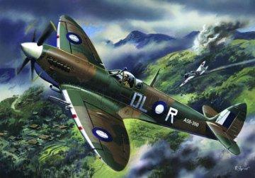 Spitfire MK VIII, British Fighter · ICM 48067 ·  ICM · 1:48