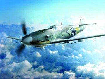 Messerschmitt Bf 109 F-4/R 6 · ICM 48107 ·  ICM · 1:48