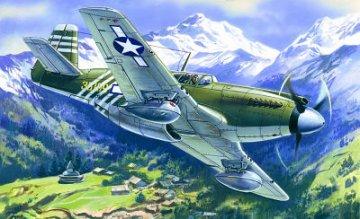 P-51A Mustang USAF · ICM 48161 ·  ICM · 1:48