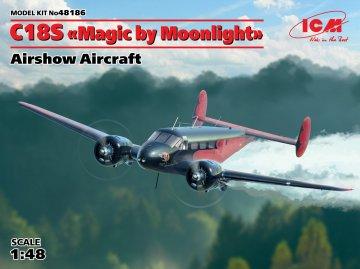 C18S Magic by Moonlight - Airshow Aircraft · ICM 48186 ·  ICM · 1:48