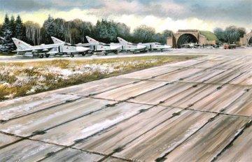 Soviet PAG-14 Airfield plates · ICM 48231 ·  ICM · 1:48
