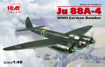 Junkers Ju 88 A-4 · ICM 48233 ·  ICM · 1:48