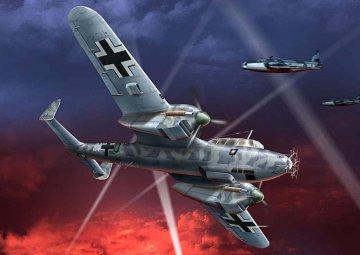 Dornier DO 215 B5 · ICM 48242 ·  ICM · 1:48