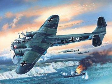 Dornier DO 17 Z-2 · ICM 48244 ·  ICM · 1:48
