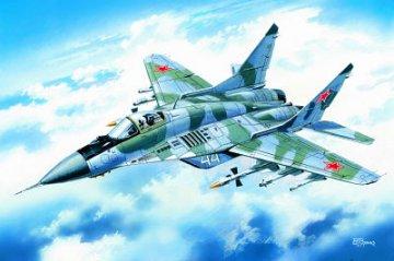 MiG-29, 9-13, Soviet Frontline Fighter · ICM 72141 ·  ICM · 1:72
