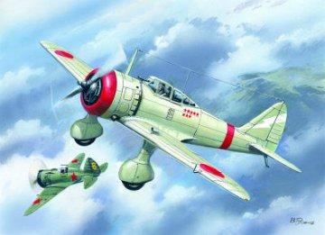 Ki-27b Japan Army Fighter · ICM 72202 ·  ICM · 1:72